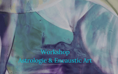 Workshop Astrologie & Encaustic